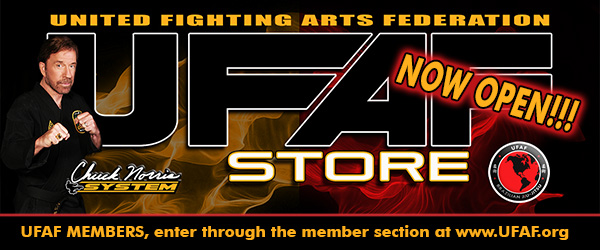 UFAF Store Now Open